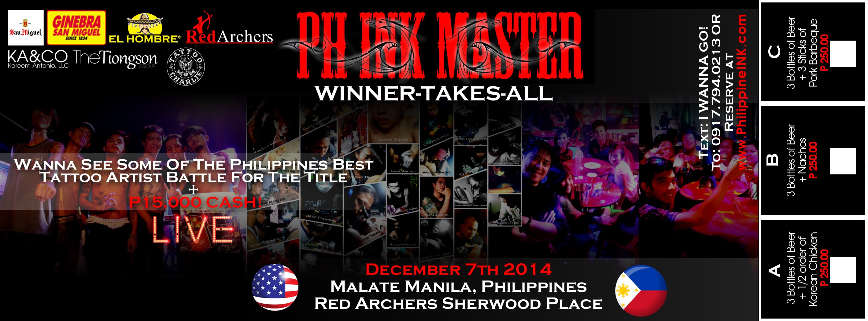 phink Master 2014